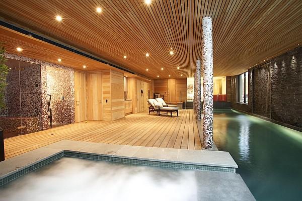 Zonas de spa en el hogar 5