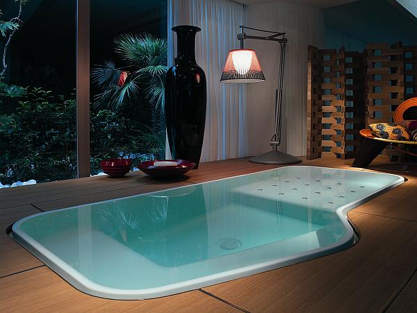 Zonas de spa en el hogar 8
