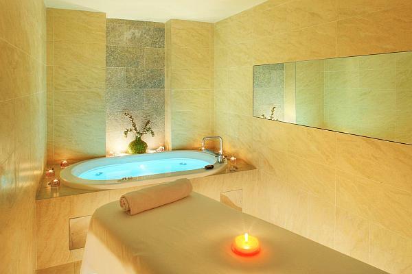Zonas de spa en el hogar 11