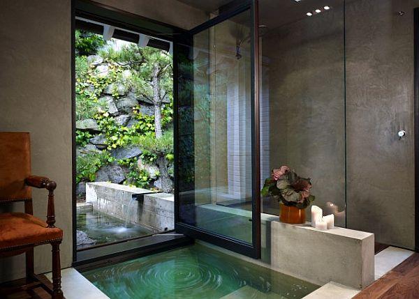 Zonas de spa en el hogar 12