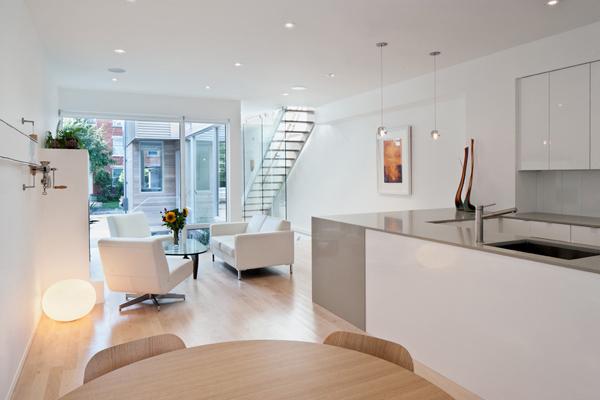 Una casa moderna y con una decoración única 2