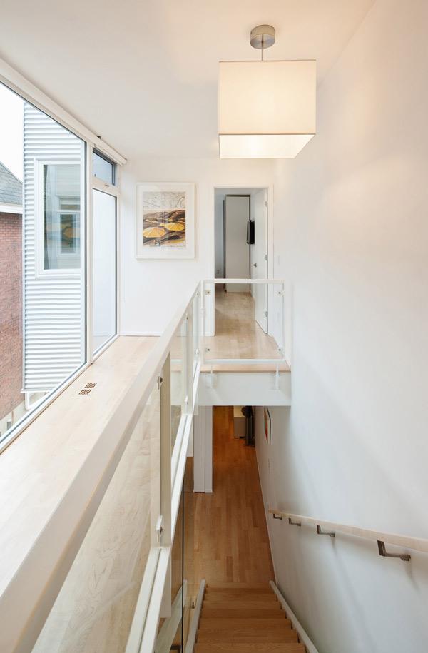 Una casa moderna y con una decoración única 9