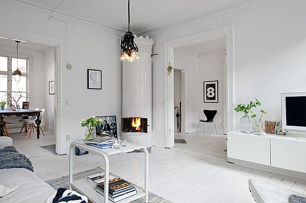 Cómo decorar al estilo escandinavo 1