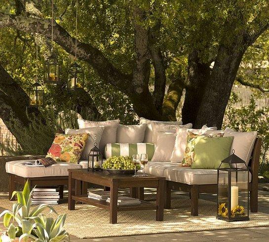Faroles de exterior for Faroles para jardin exterior