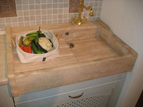 Fregaderos de cocina de estilo r stico - Fregaderos para cocinas ...