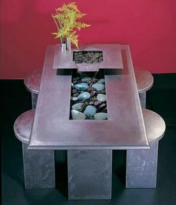 decorar con fuentes de agua 7 - Fuentes De Agua Decorativas