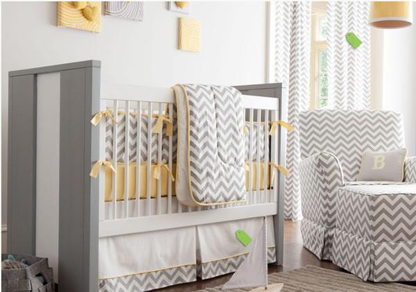 Habitaciones de beb unisex - Colores de habitaciones para bebes ...