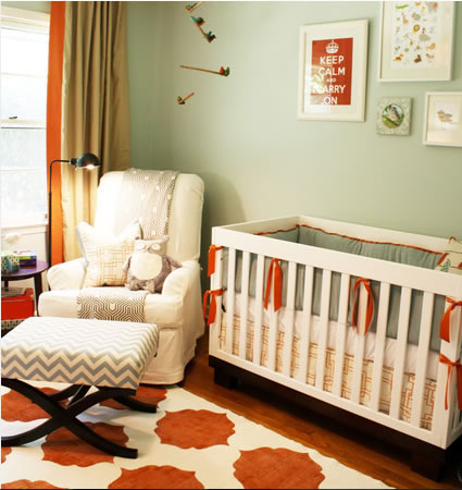Dormitorios de bebés unisex 6