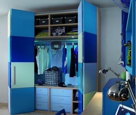 Habitaciones para ni os a todo color - Color habitacion nino ...