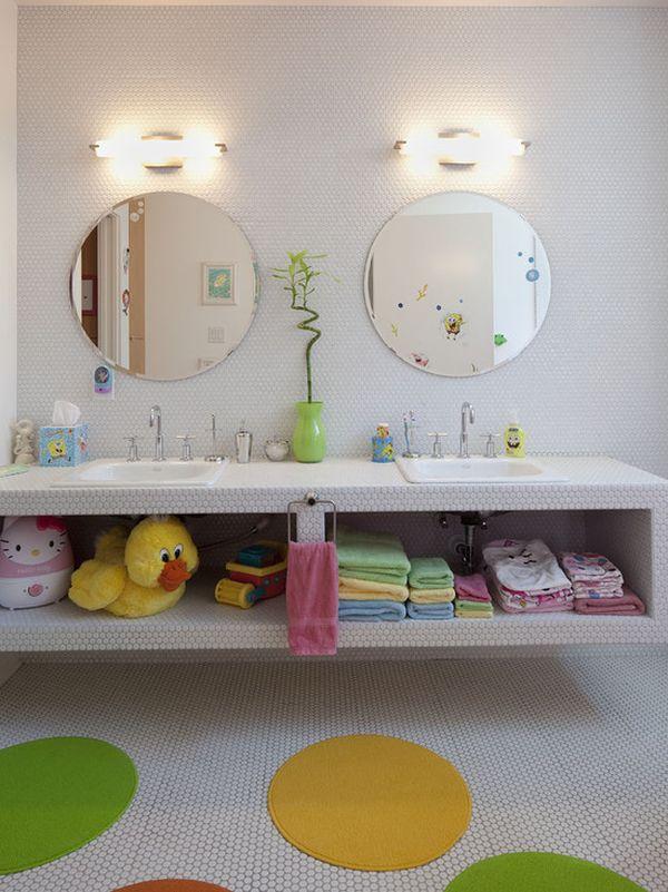 Tips para organizar el baño 1