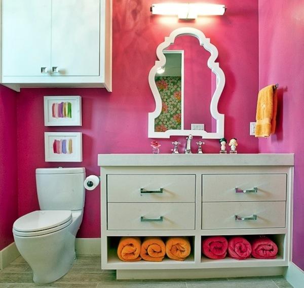 Tips para organizar el baño 4