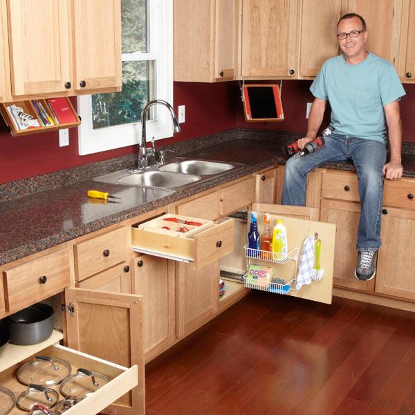 Ideas para organizar la cocina for Ideas para la cosina