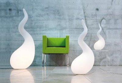 Lámparas de pie modernas4