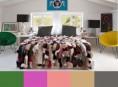 imagen Los interiores coloridos de Maria Lladó