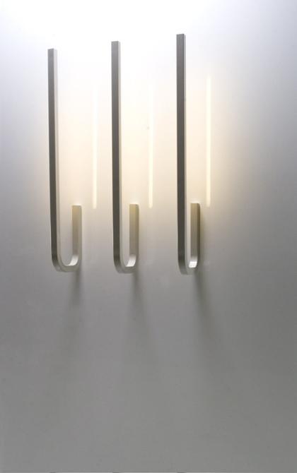 Lamparas Para Baños Minimalistas:Diseños geométricos para lámparas de pared Artículo Publicado el