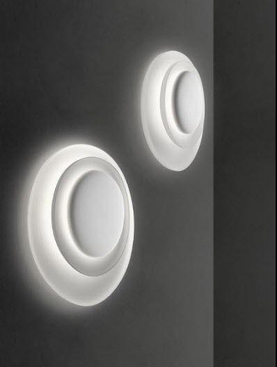 Lámparas de pared de diseño geométrico 4