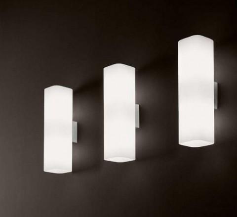 Lámparas de pared de diseño geométrico 5