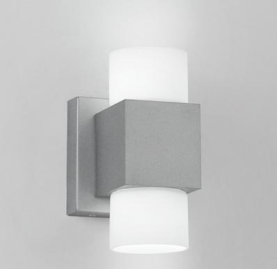 Lámparas de pared de diseño geométrico 6