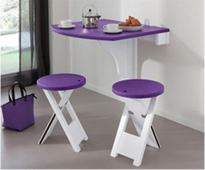 Mesas ahorrar espacio - Muebles para ahorrar espacio ...