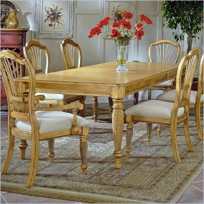 Mesas de desayuno en estilo rústico4