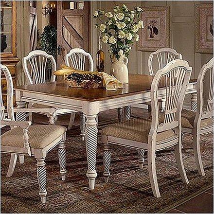 Mesas de desayuno en estilo rústico5