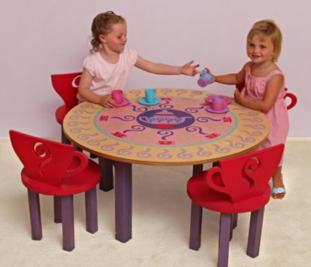 Mesas para niños 1