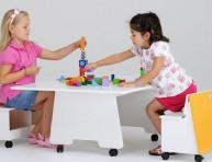 imagen Mesas de juego para niños
