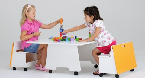 Mesas para niños 3