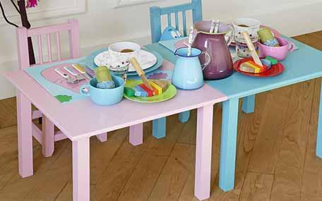 Mesas para niños 6