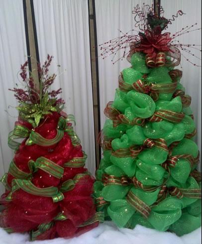 Árboles navideños 3