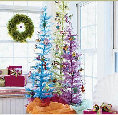Árboles navideños 4