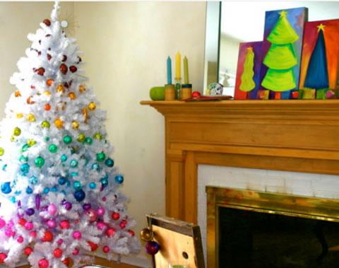 Árboles navideños 6