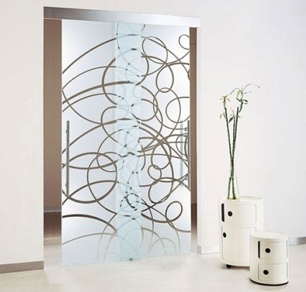 Puertas corredizas de cristal 6