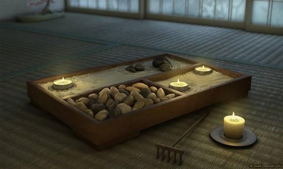 Jardines zen para decorar 2