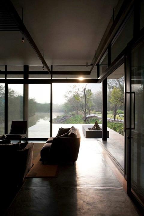 Casa a orillas del lago 4