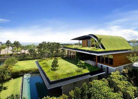 La casa ecológica 1
