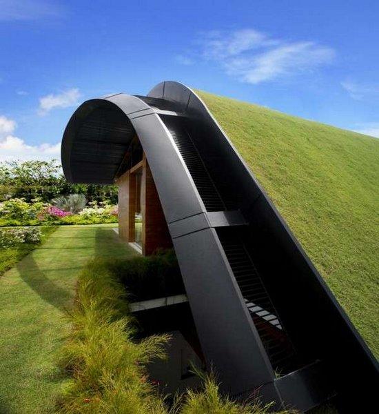 La casa ecológica 4