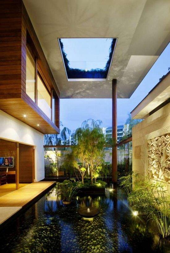 La casa ecológica 9