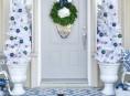 imagen Una navidad blanca y azul