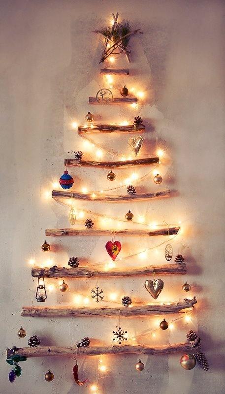 árboles de navidad diferentes 9