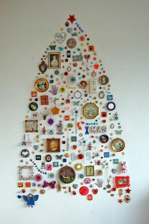 árboles de navidad diferentes 11