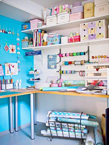 Un taller de manualidades en casa for Manualidades en casa