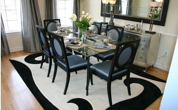 Viste tu casa con alfombras - Alfombras de pasillo modernas ...