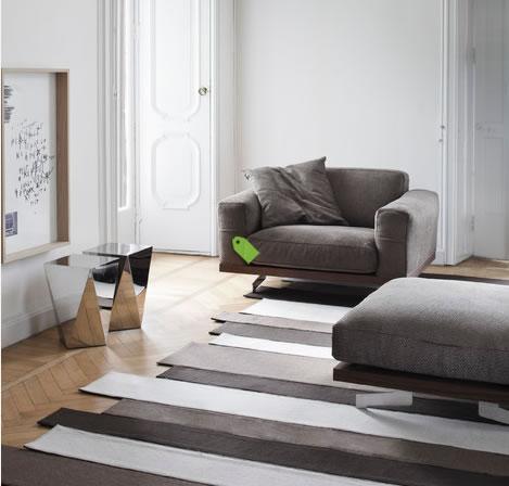Viste tu casa con alfombras - Alfombras de comedor ...