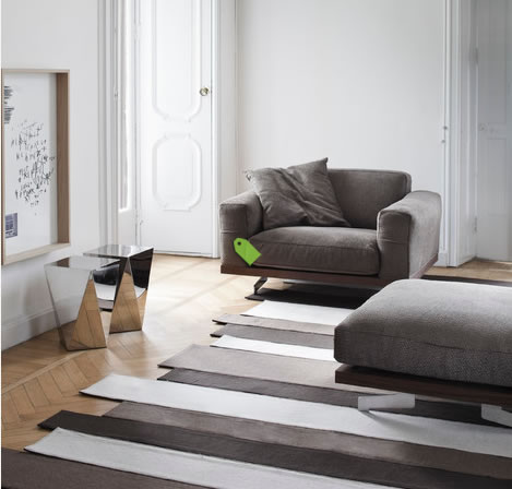 Viste tu casa con alfombras - Alfombra para salon ...