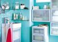 imagen Armarios para organizar los utensilios de baño