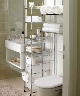 Ideas de organizaci n para el ba o for Colgadores para toallas