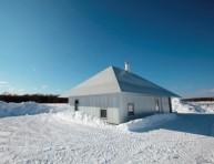 imagen Arquitectura y frío, una casa experimental