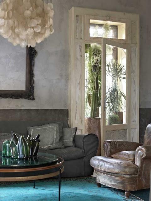 Casa de estilo vintage y retro 2