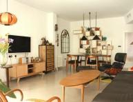 imagen Una casa remodelada en estilo nórdico